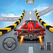 Скачать взломанную Car Stunts 3D Free - Extreme City GT Racing (Открыты уровни) версия 0.3.5 apk на Андроид