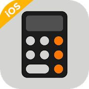 Скачать iCalculator - iOS Calculator, iPhone Calculator (Полная) версия 1.8.6 apk на Андроид