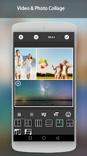 Скачать Video Collage Maker:Mix Videos (Без кеша) версия 5.8.3 apk на Андроид